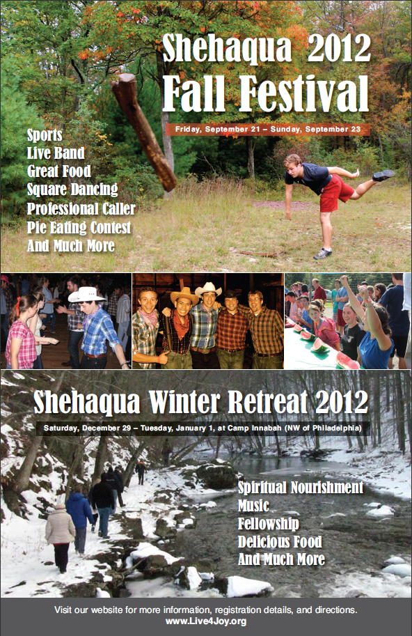 (Image failed to load. Click here to view the Fall Festival and Winter Retreat poster.)